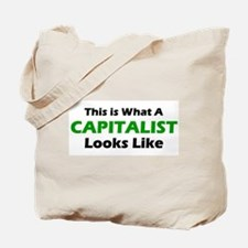 Capitalist Tote Bag