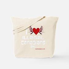 canadian Tote Bag