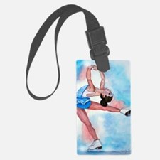 layback spin Luggage Tag