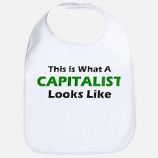 Capitalist Bib