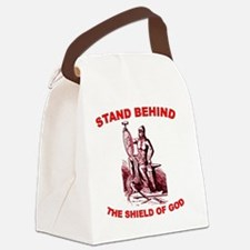 shield-of-god Canvas Lunch Bag