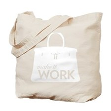 MIW_white Tote Bag