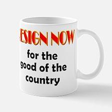 resign-now-1 Mug