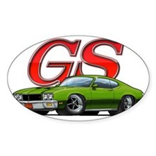 BuickGS_green Decal