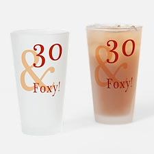 Foxy30 Drinking Glass