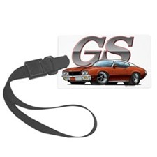 BuickGS_BrownVW Luggage Tag