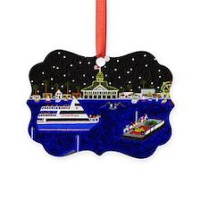 Legendary Harbor Ornament