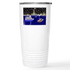 Legendary Harbor Travel Mug