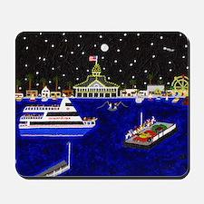Legendary Harbor Mousepad