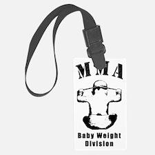 MMA-Baby Luggage Tag