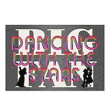 dancingwstarsfan2a Postcards (Package of 8)