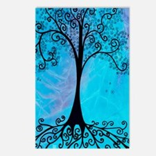 Blue Tree Journal Postcards (Package of 8)