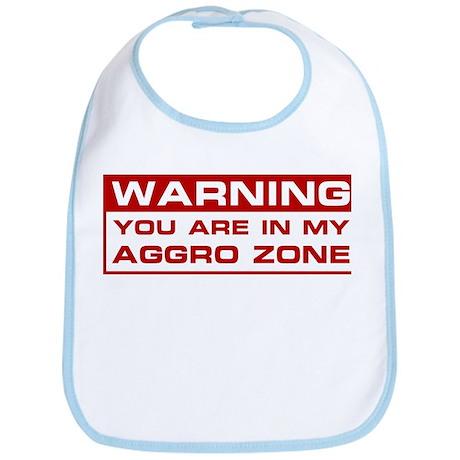 Aggro Zone Bib