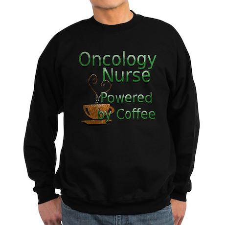 coffee oncology Sweatshirt (dark)