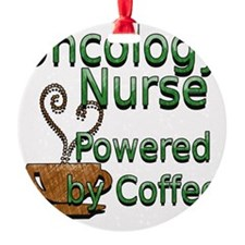 coffee oncology Ornament