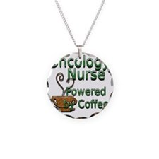 coffee oncology Necklace