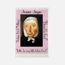 Jeanne Jugan Quotes 3 Rectangle Magnet