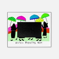 Sisters Expecting Rain II Framed Picture Frame