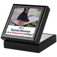Bearj3 Keepsake Box