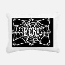 web-eek_13-5x18 Rectangular Canvas Pillow