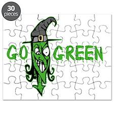 Go_Green_Witch_dark Puzzle