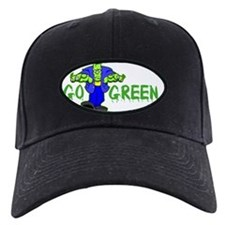 Go_Green_Frank_dark Baseball Hat