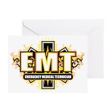 EMT-Tribal-2010 Greeting Card