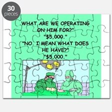 Doctor joke Puzzle