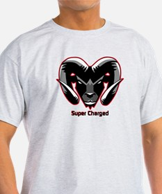 Super Charged Ram Style Mousepad T-Shirt