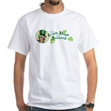 St. Patrick Glen of Imaal White T-shirt