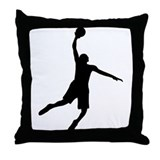 Basketball Throw Pillows