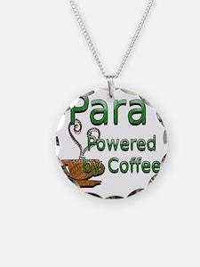 coffee para Necklace