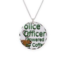 coffee police off Necklace