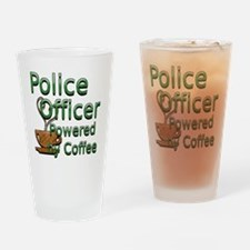 coffee police off Drinking Glass