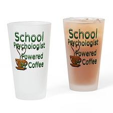 coffee psychologist Drinking Glass
