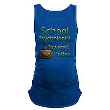 coffee psychologist Maternity Tank Top