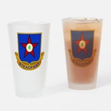 DUI - 1st Squadron - 409th Calvary  Drinking Glass