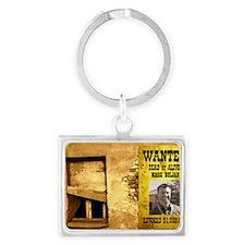 wantedwall_mb Landscape Keychain