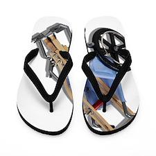 CrutchesWheelchair081210 Flip Flops