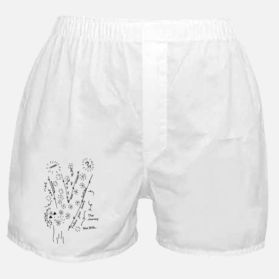 The Journey Keepsake Boxer Shorts