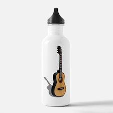 Guitar081210 Sports Water Bottle