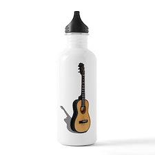 Guitar081210 Water Bottle