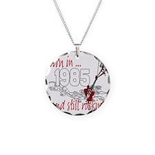 Birthyear 1985 copy Necklace