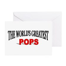"""""""The World's Greatest Pops"""" Greeting Cards (Packag"""