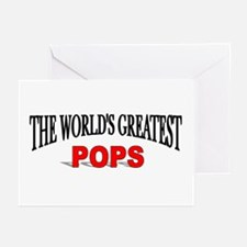 """The World's Greatest Pops"" Greeting Cards (Packag"