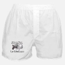 Most Demanding Job Boxer Shorts