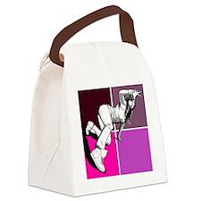Dance Canvas Lunch Bag