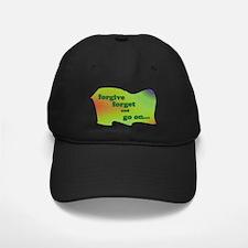 FORGIVE FORGET copy Baseball Hat