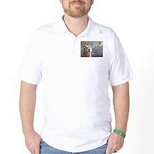 Pit bull dreaming T-Shirt