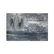 serenity_prayer Rectangle Magnet